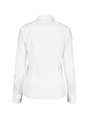ID Identity Blouse dames easy care zwart wit
