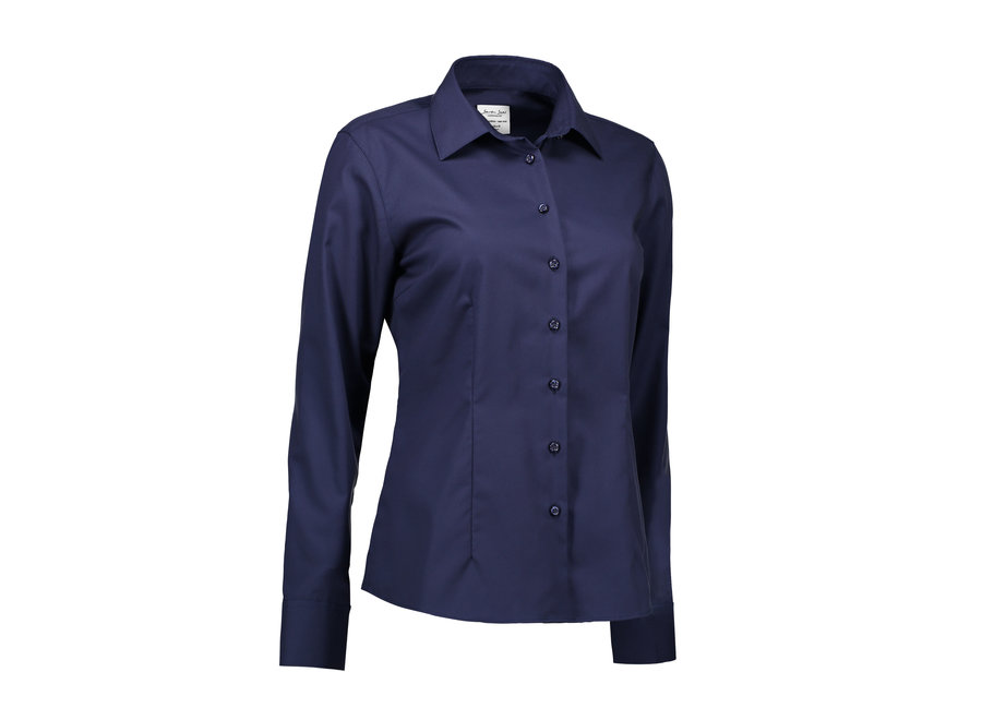 Non Iron blouse dames  in 5 kleuren