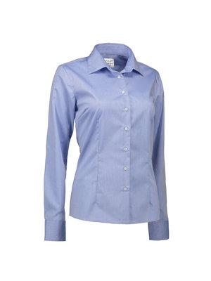 ID Identity Non Iron Dames overhemd - Fine Twill - Modern Fit in 5 kleuren