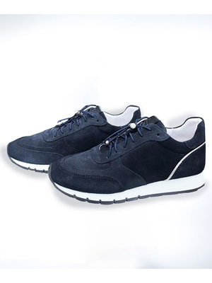 Company Fits Sneakers donker blauw