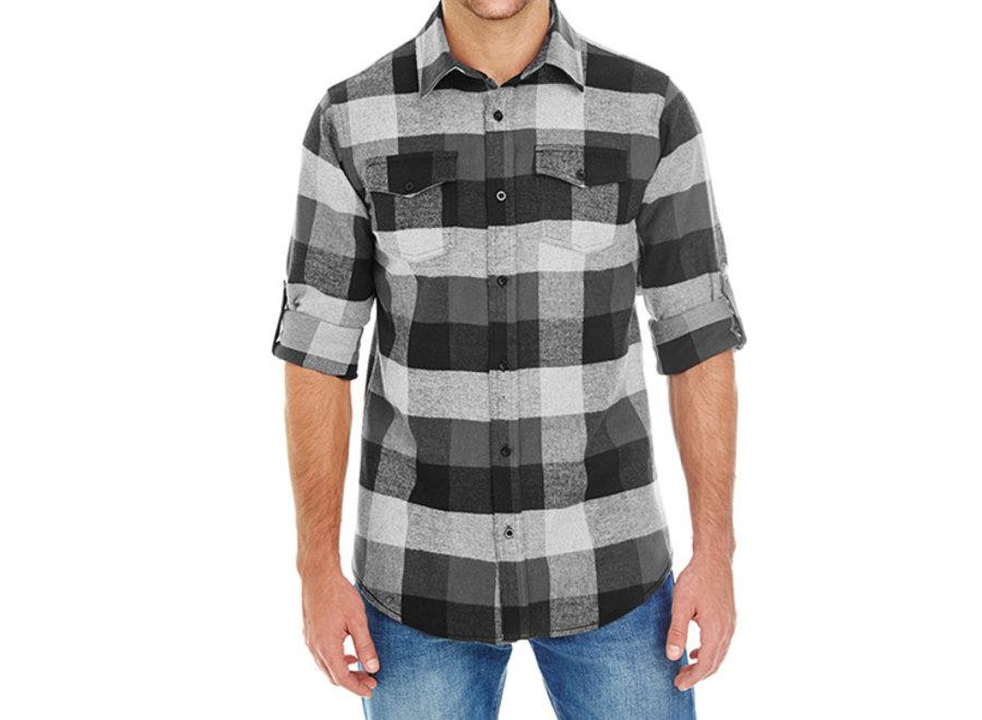 Geruite blouse heren in 5 kleuren