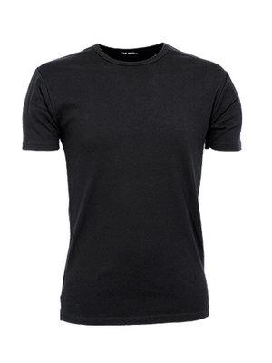 Teejays Heren t-shirt - zwart of wit - 60º wasbaar