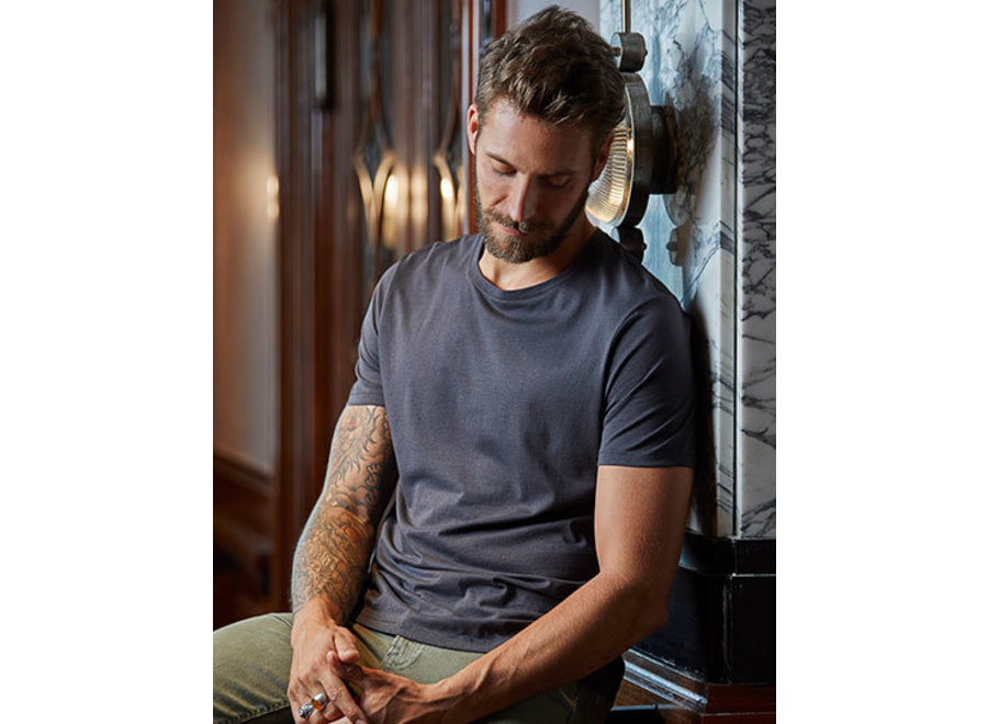 Luxe t-shirt organic coton