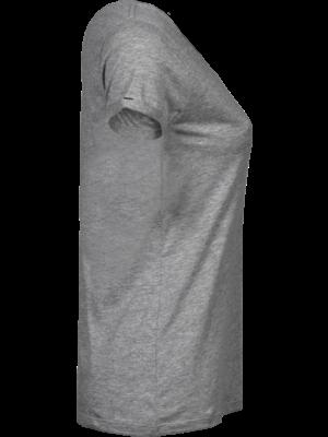 Teejays T-shirt roll up mouw dames  organic cotton in 3 kleuren - Copy