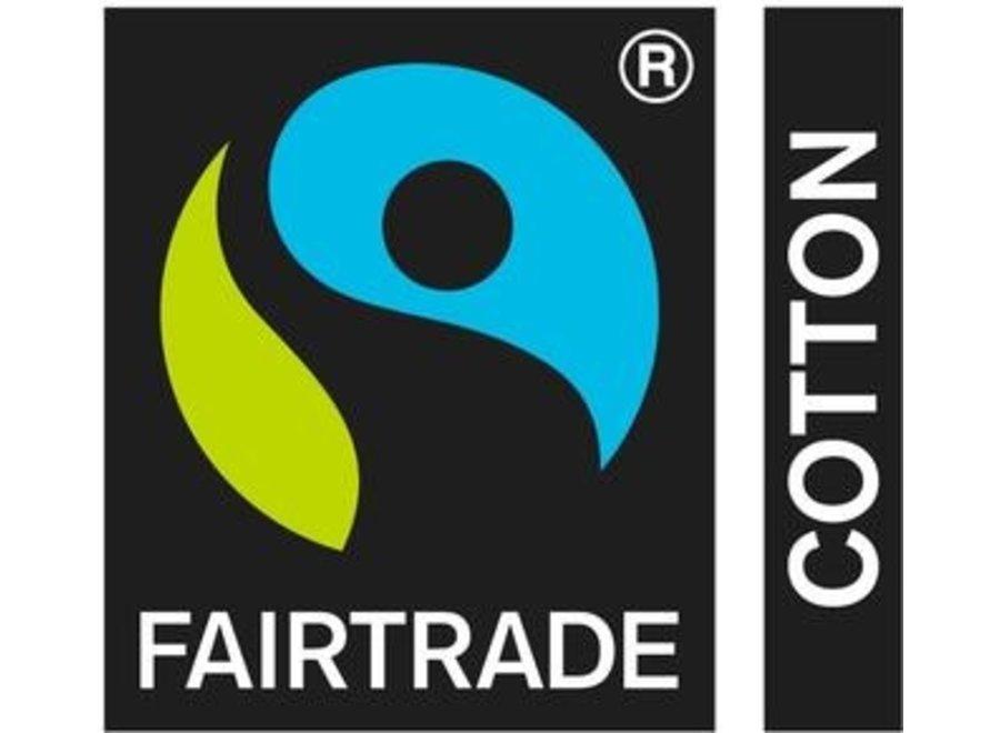 Sloof fairtrade zwart