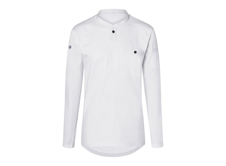 Workshirt Performande Long Sleeve  in 4 vier kleuren