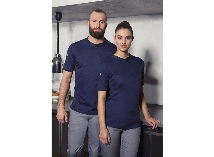 Workshirt Performande Short Sleeve  in 4 vier kleuren