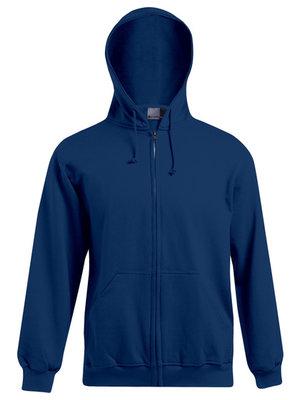 Promodoro Herenvest met ritssluiting en hoodie