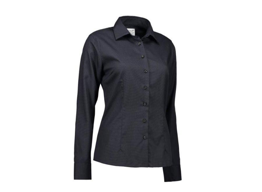 Non Iron Royal Oxford blouse, 4 kleuren – dames