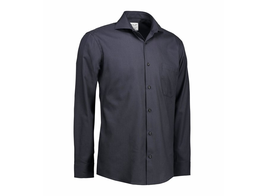 Non Iron Royal Oxford overhemd, 4 kleuren –heren