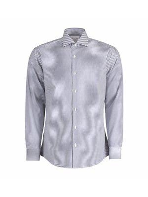 ID Identity Non Iron Heren overhemd - Gestreept - Modern of Slim fit in 2 kleuren
