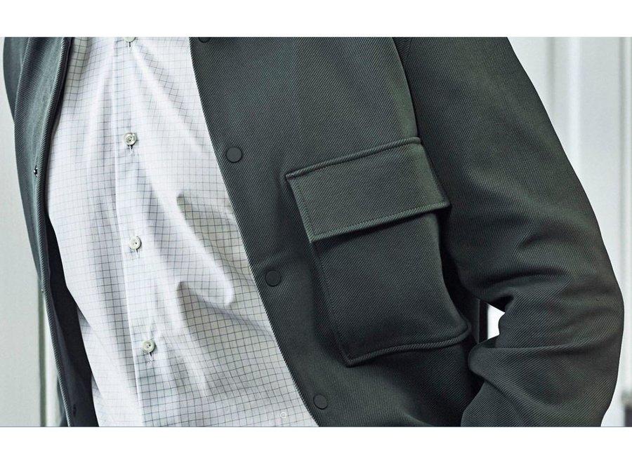 Non Iron - Geruit overhemd - heren