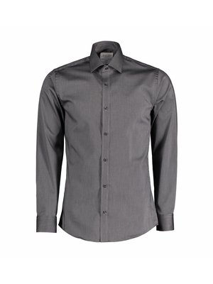ID Identity Non Iron Heren overhemd - California Fine Twill - Modern Fit of Slim Fit