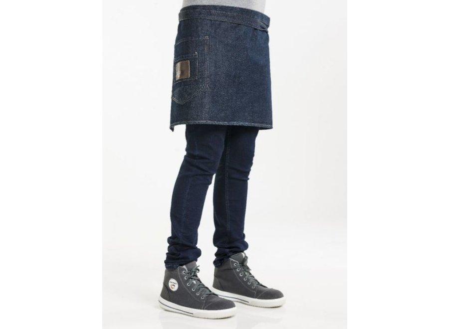 """Korte Sloof Blue Denim Backpocket 16""""W90 - L40"""