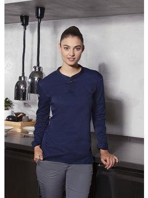 Karlowsky Performance Long sleeve work shirt - dames