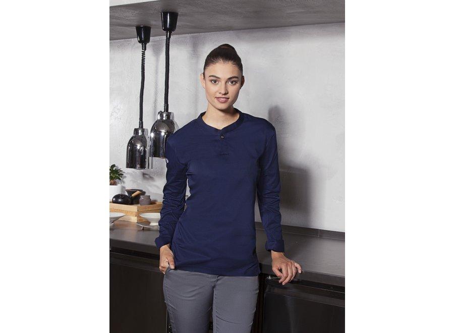 Performance Long sleeve work shirt - dames