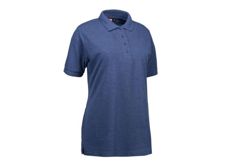 Dames polo shirt wasbaar op 60 °C