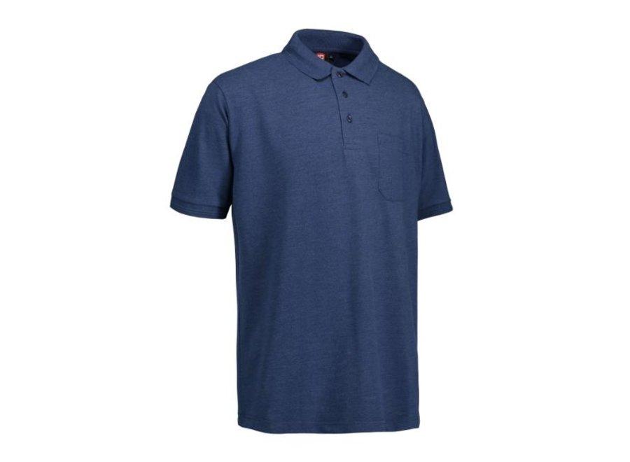 Heren polo shirt wasbaar op 60 °C