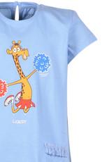 Woody Meisjespyjama giraf