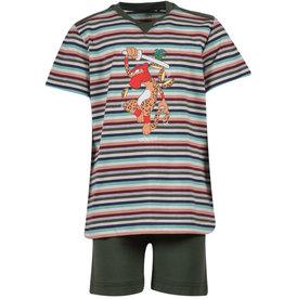 Woody Jongenspyjama panter - verschillende kleuren