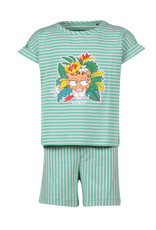 Woody Meisjespyjama panter