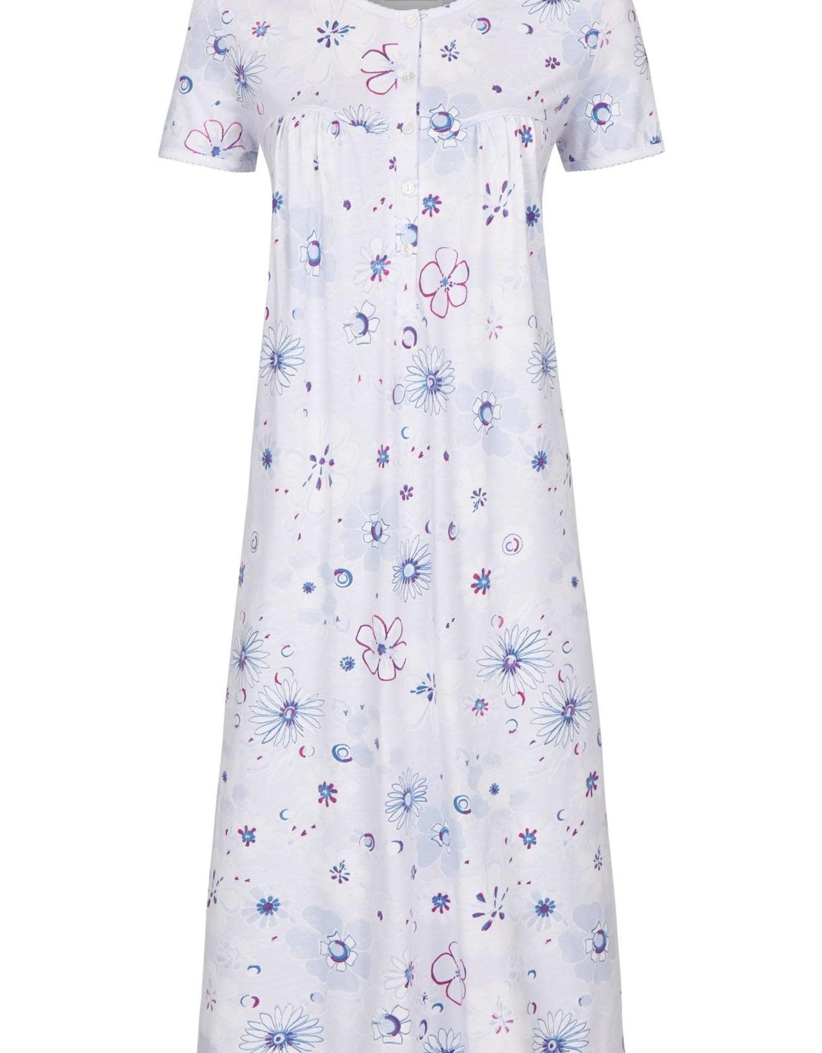 Ringella Ringella nachthemd, knoopjes, blue