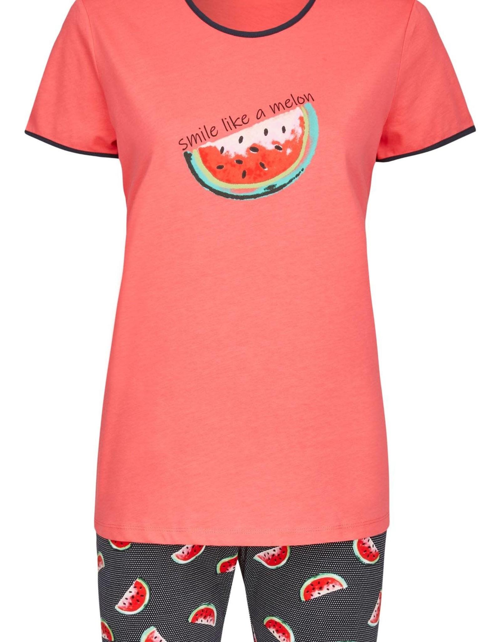 Ringella Ringella pyjama met short, kers