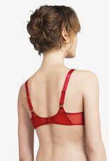 Chantelle Pyramide beugelbh, Poppy Red