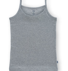 Woody Meisjes top, basis, grey