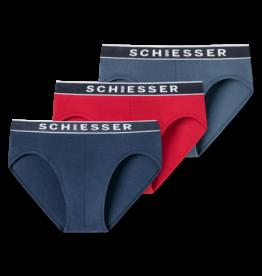Schiesser Heren slips 3-P, 170957-908