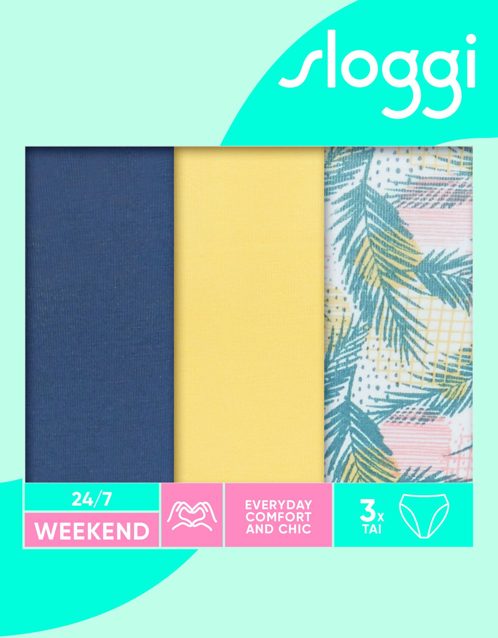 Sloggi 24/7 Weekend Tai C3P
