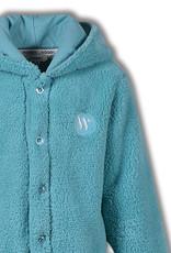 Woody Unisex kamerjas, ijsblauw