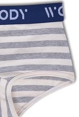 Woody Girls Short striped
