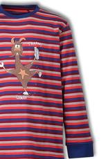 Woody Jongenspyjama Alpaca