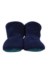 Woody Pantoffels, dark blue