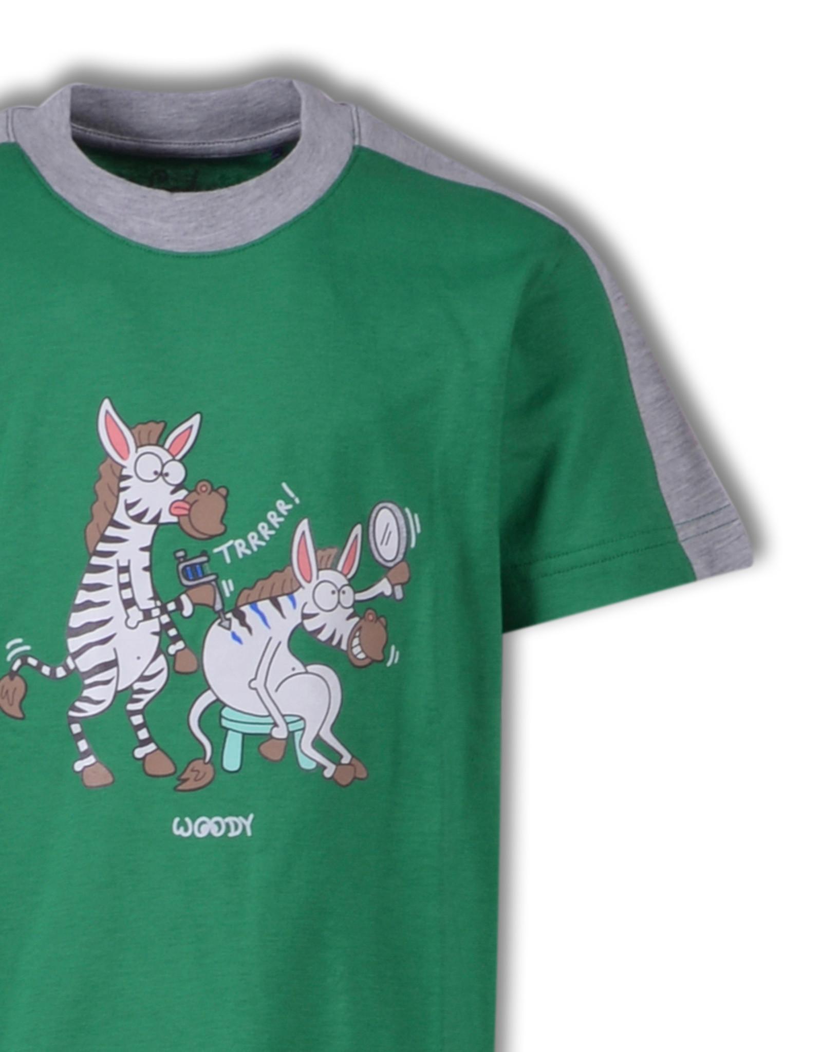 Woody Jongenspyjama Zebra