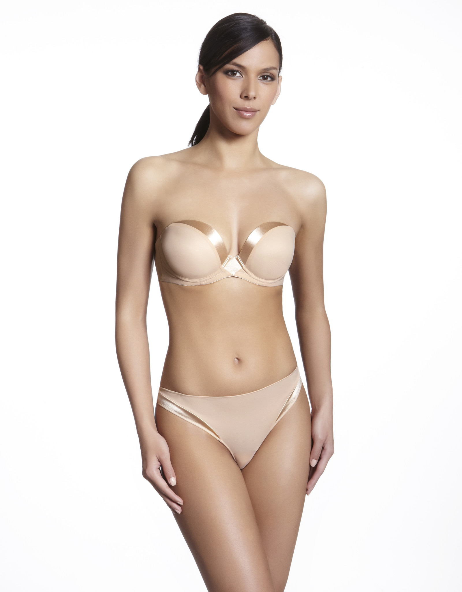Implicite Néon strapless