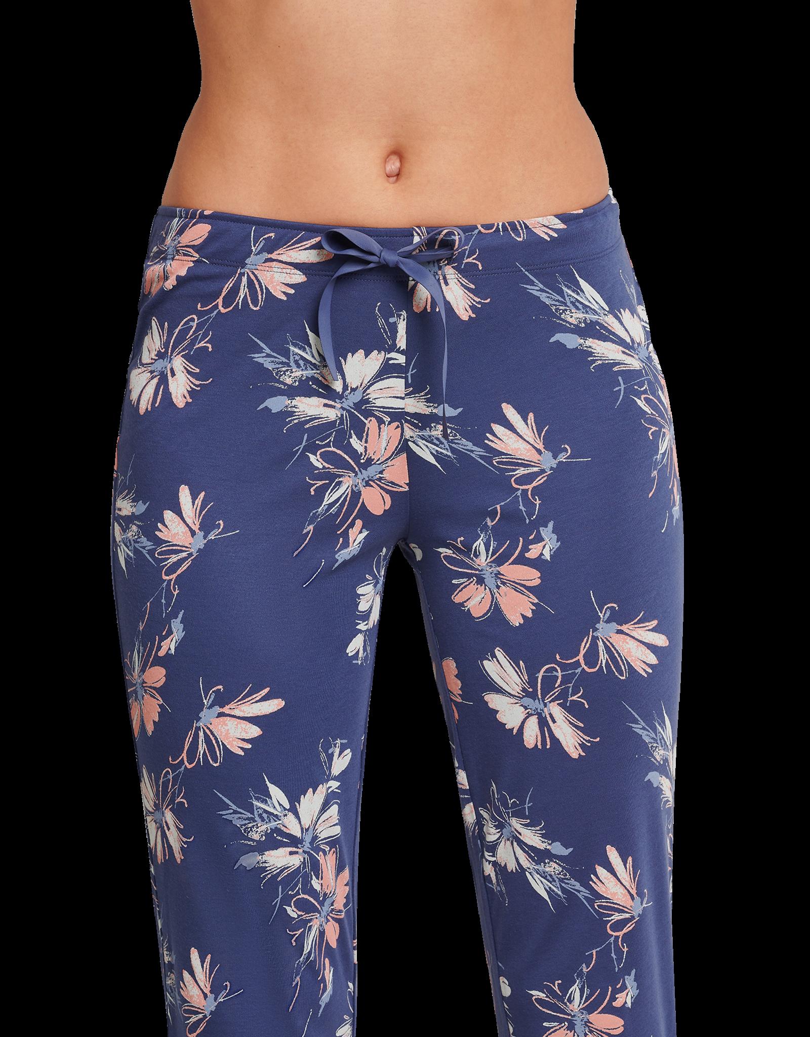 Schiesser Pyjama long Feminine Floral