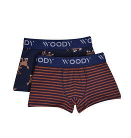 Woody Jongens short, duo pak