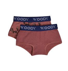 Woody Meisjes short, duo pak
