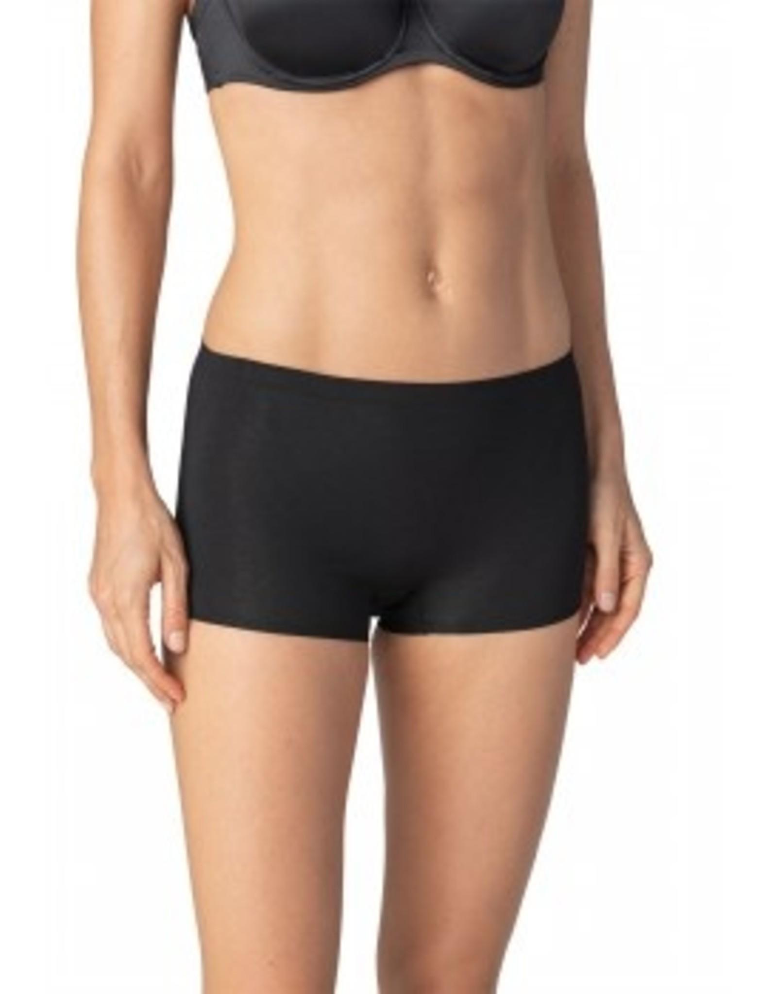 Mey Natural Second Me, shorts, black
