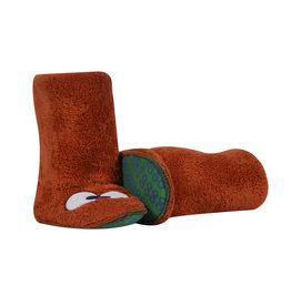 Woody Pantoffels, roest