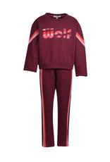 Woody Meisjes sweater + broek
