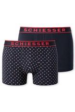 Schiesser Shorts, 2-pack