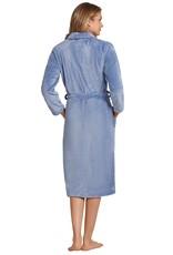Schiesser Dames kamerjas, jeansblauw