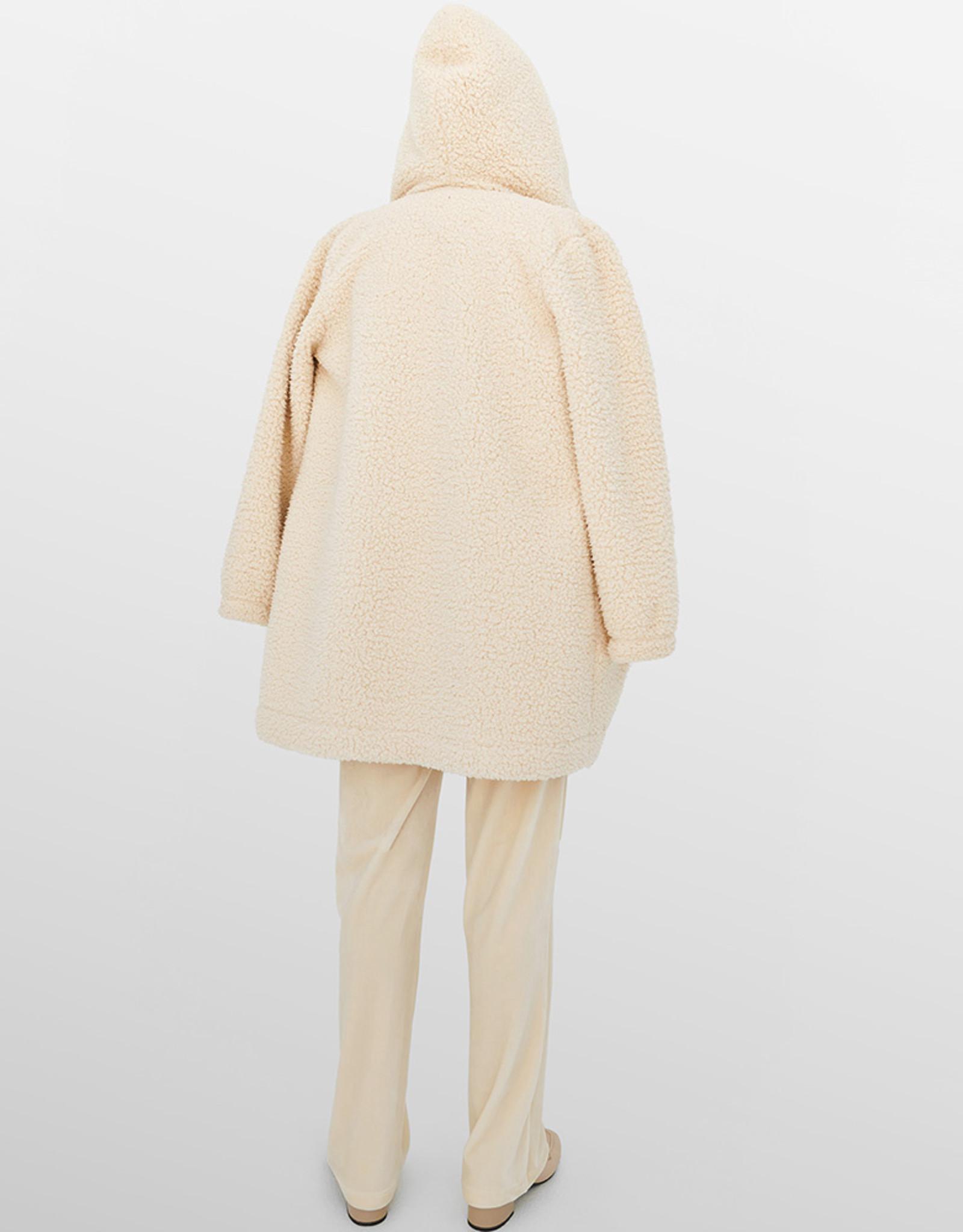 Lords & Lillies Dames lange jas, broken white