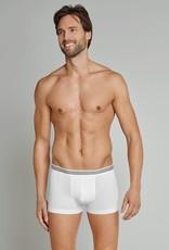 Schiesser Selected Premium Retro Rib Shorts, 243624-100