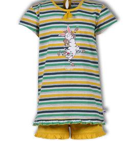 Woody Meisjespyjama Zebra, multi
