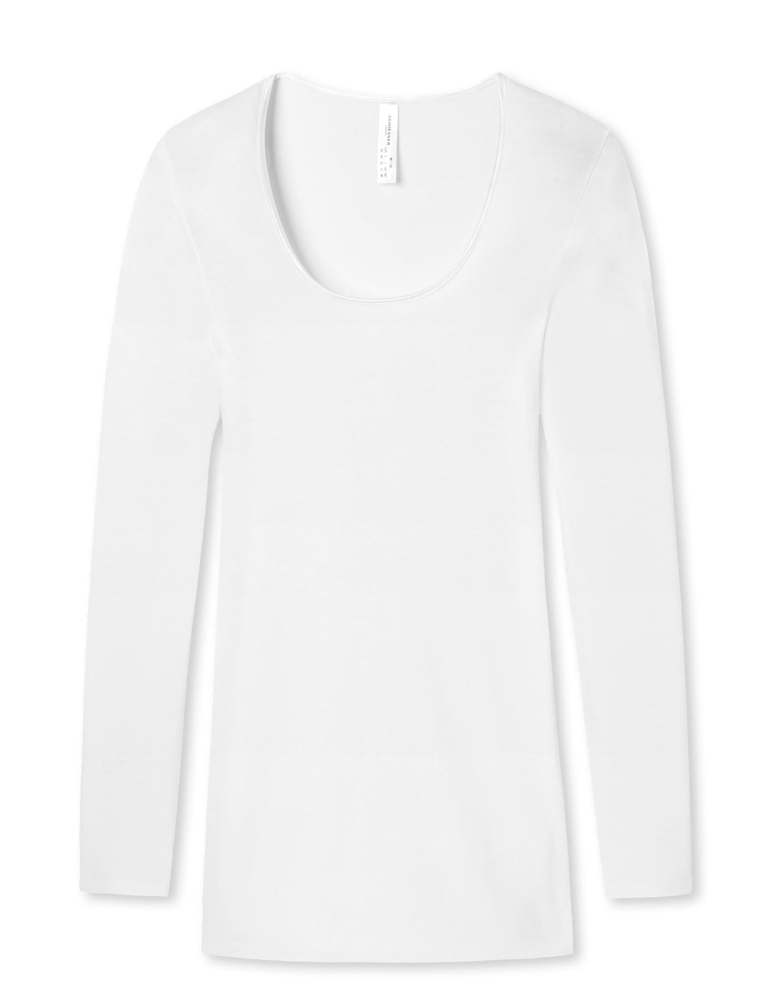 Schiesser Luxury shirt 1/1