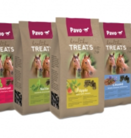 Pavo Pavo Healthy Treats Linseed